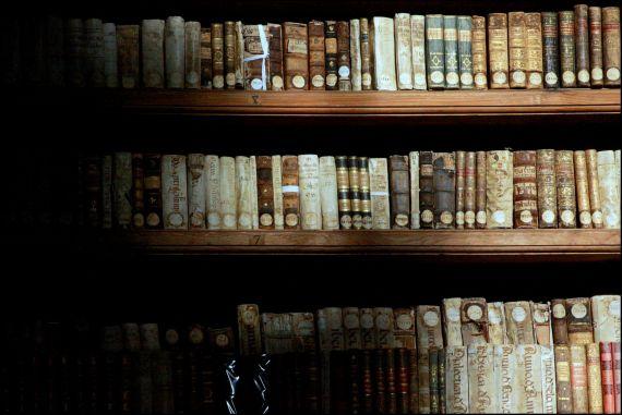 2 Biblioteca Antigua de la Universidad (José Amador Martín)