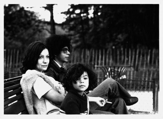 4 Vanessa Verástegui Ollé, Carmen Ollé, y Enrique Verástegui,