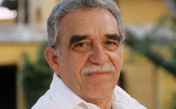 1 El escritor colombiano Gabriel García Márquez