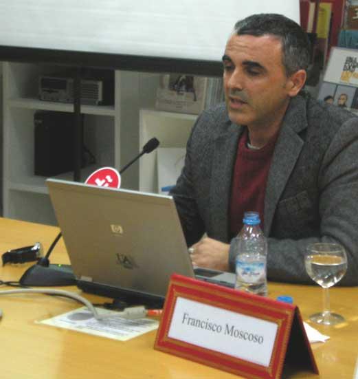 6 El profesor y traductor Francisco Moscoso García