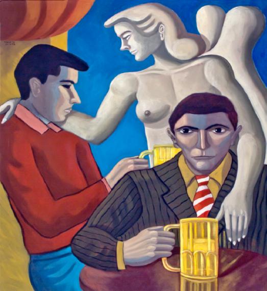 8 El Ángel, Kafka y Roque Dalton, de Ángel Bonilla