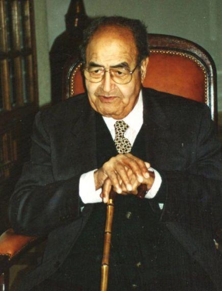 1 Gastón Baquero en Salamanca (foto de A. P. Alencart, 1993)
