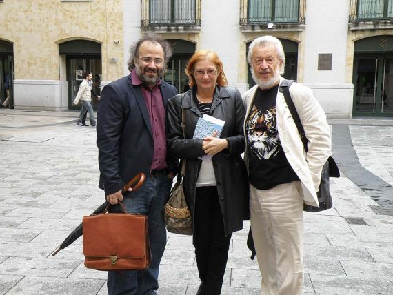 11 A. P. Alencart, Zeljka Lovrencic y Bilosnic (foto de José Amador Martín)