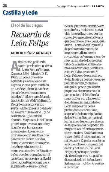 13 Recuerdo de León Felipe (de A. P. Alencart)