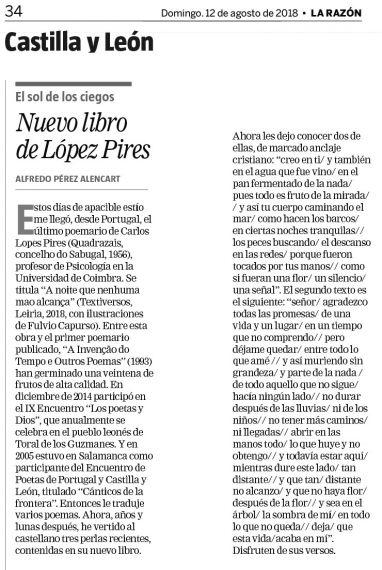 28 Nuevo libro de Lopes Pires (de A. P. Alencart)