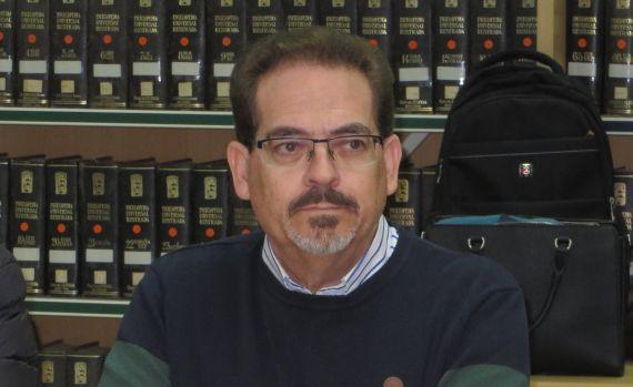 3 Santiago Redondo Vega en el Instituto Fray Luis de León