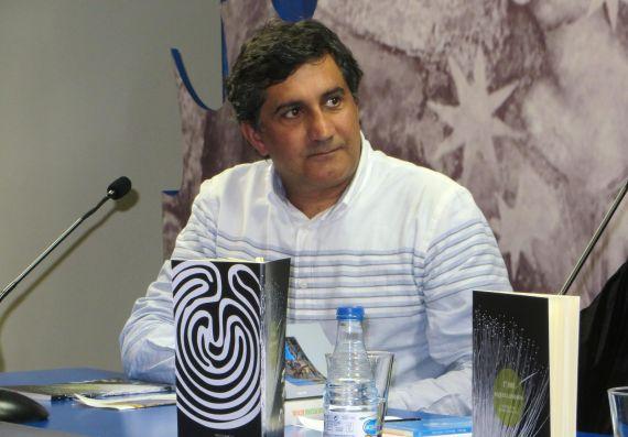 5 El editor Joao Artur Pinto