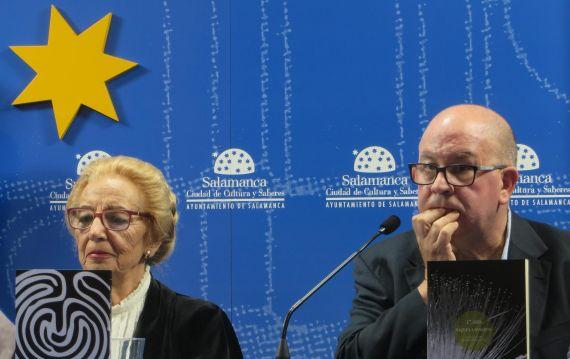 6 Pilar Fernández Labrador y Victor Oliveira Mateus
