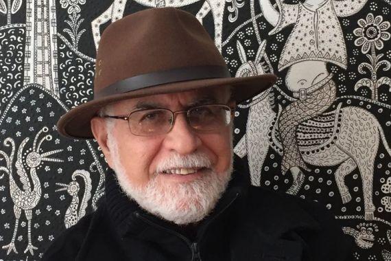 7 El poeta y ensayista David Cortés Cabán