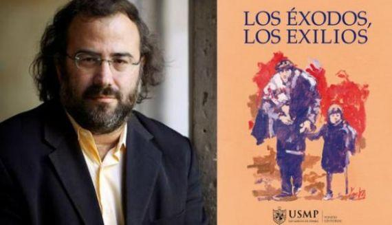 1 Alencart y su libro (composición del periódico El Comercio, de Lima)