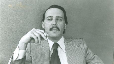 1 El escritor David Alizo