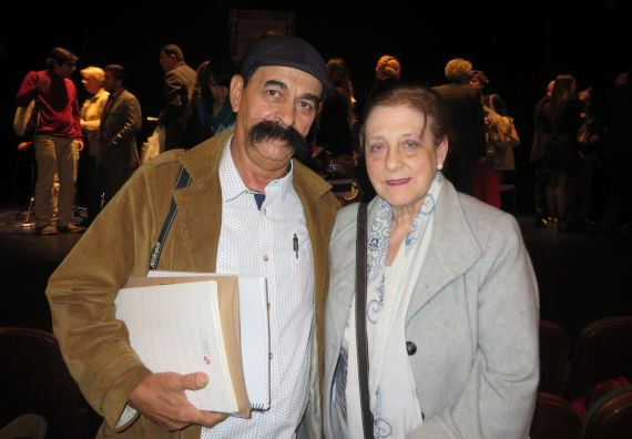 3 Juan Mares y Carmen Ruiz Barrionuevo (foto de Jacqueline Alencar)