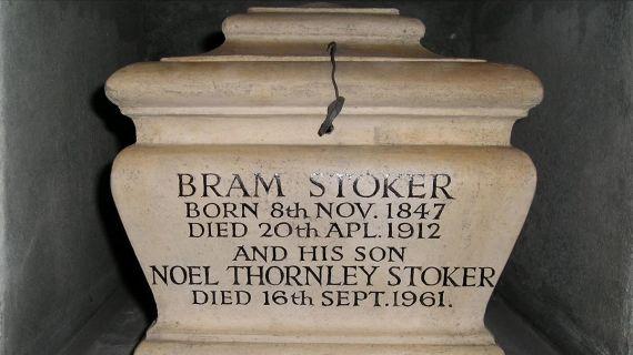 icult Bram Stoke tumba