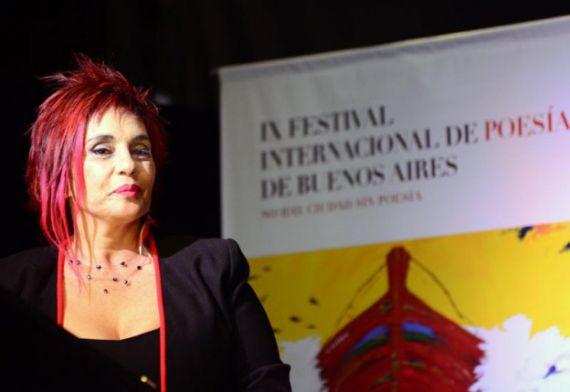5 Graciela Aráoz, directora del Festival Internacional de Poesía de Buenos Aires