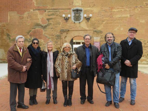 9 Salvado, Cortés, Adelaide, Sagüillo, Valle, Alencart y Martín Cobano (foto de Jacqueline Alencar)