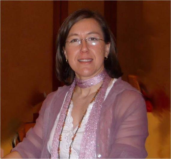 1 La poeta María José Mures