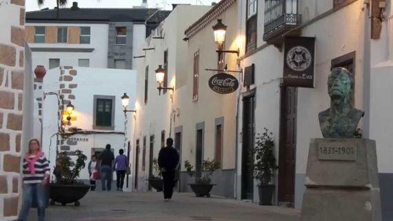 11 Barrio de San Juan, en Telde