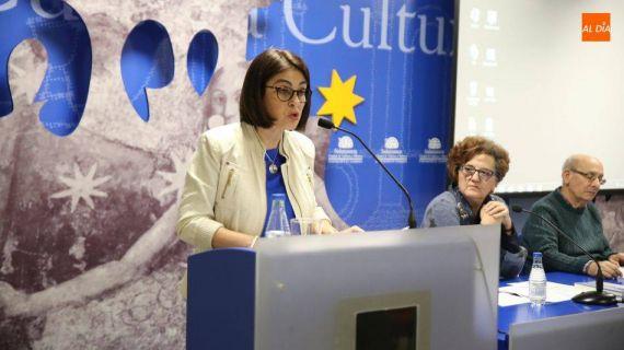 16 Elena Díaz Santana, Sagrario Rollán y Adoldo García (foto de Alberto Martín - Salamancartv al día)