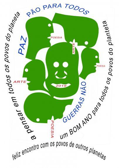 18 Felicitación de Emerenciano, pintor y poeta Emerenciano portugués