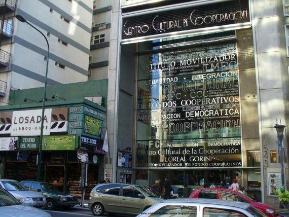 2 Centro Cultural de la Cooperación