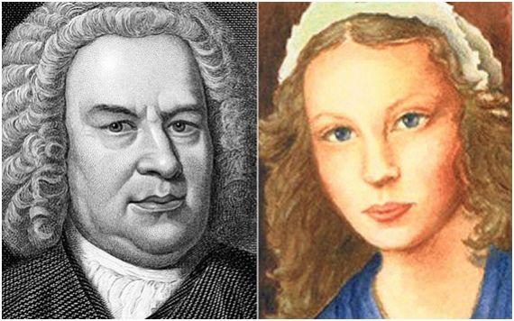 2 Juan Sebastián y Ana Magdalena Bach