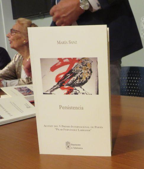 2 Persistencia, el día de su presentación en la Diputación de Salamanca (foto de J. A.)