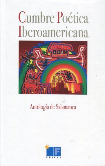2 Portada de la antología Cumbre poética iberoamericana