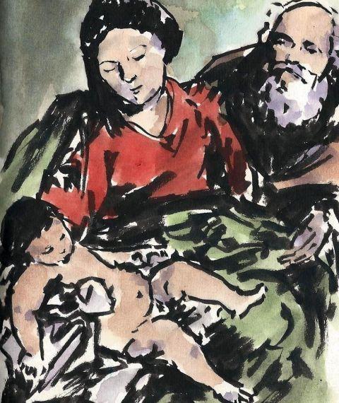 29 Nacimiento, de Miguel Elías