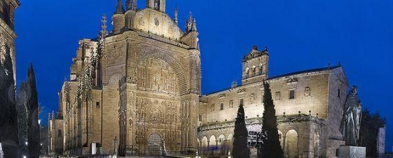 3 Convento de San Esteban, donde estuvo Bartolomé de las Casas