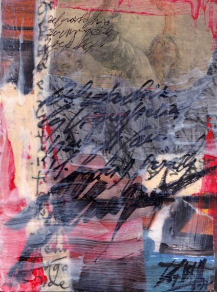 32 Felicitación del Pintor Miguel Elías