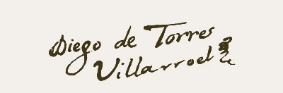 5 Firma de Torres Villarroel