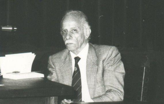 6 Romualdo en la Cátedra de Poética Fray Luis de León (Salamanca 1992)