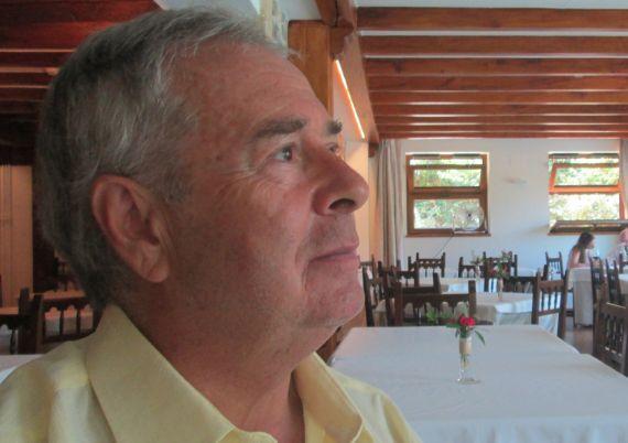 8 El poeta y crítico Manuel Quiroga Clérigo