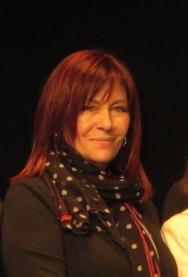 1 Ángela Gentile en el Teatro Liceo de Salamanca (foto de Jacqueline Alencar)