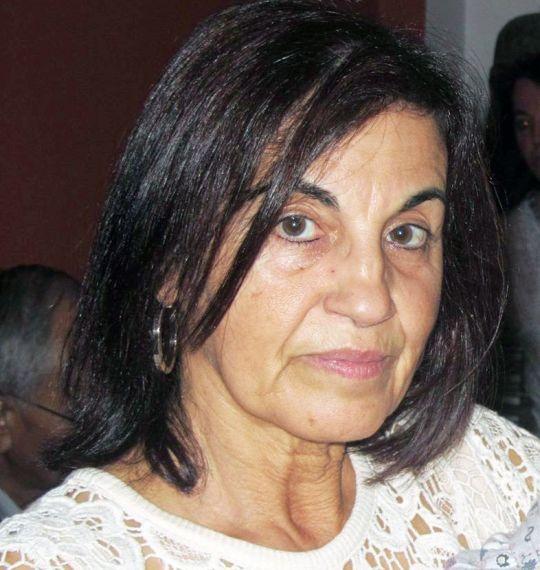 1 La poeta Maria José Quintela