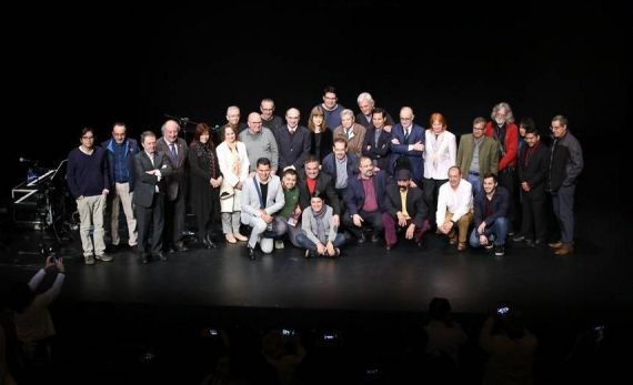 11 Algunos de los poetas invitados al XXI Encuentro