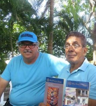12 Edmundo Retana e Iván Uriarte (foto de Jacqueline Alencar)