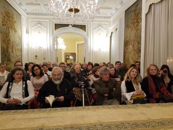 3 Público asistente al acto