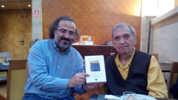 8 A. P. Alencart y Rafael Cadenas, con la Antología Por ocho centurias.