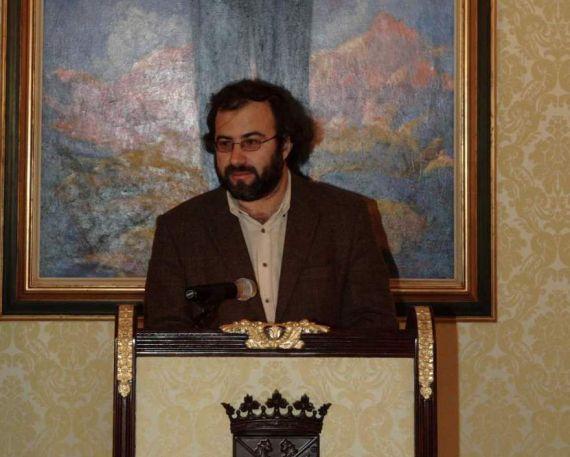 9 A. P. Alencart durante el X Encuentro de Poetas Iberoamericanos dedicado a Brasil y a Álvaro Alves de Faria (2007)