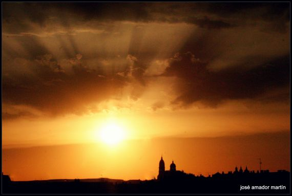 3 Vista de Salamanca (foto de José Amador Martín)