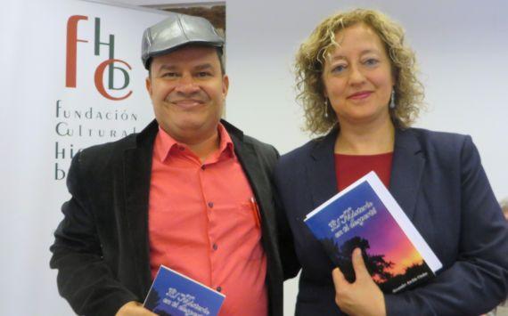 5 Alexander Anchía y Eva Guerrero (foto de J. Alencar)