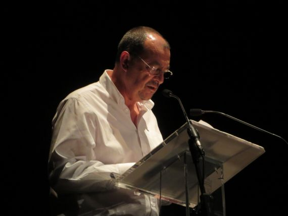 5 José Antonio Santano en el Teatro Liceo de Salamanca (foto de Jacqueline Alencar)