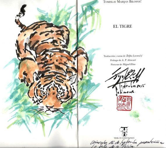 5 Tigre, de Miguel Elías