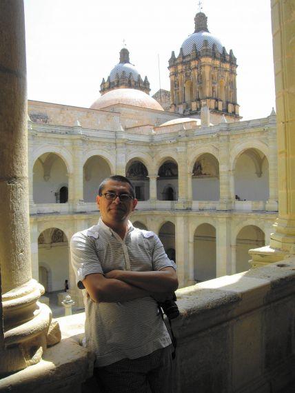 6 Jorge Arzate en Oaxaca