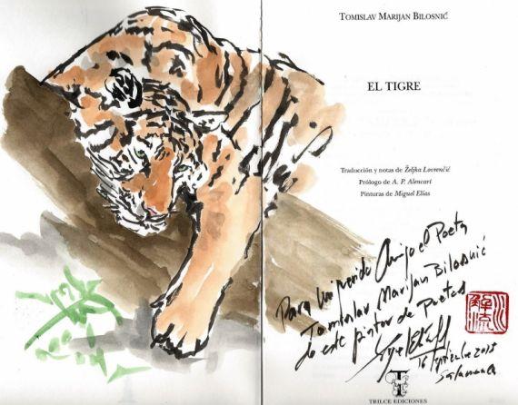 8 Tigre, de Miguel Elías