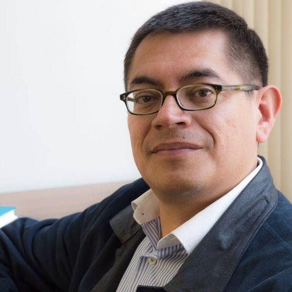 9 El poeta y sociólogo Jorge Arzate Salgado