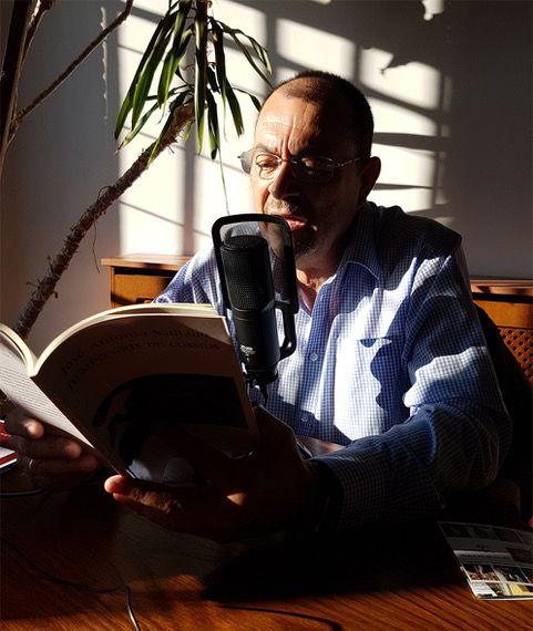 José Antonio Santano (foto de Jacqueline Alencar)