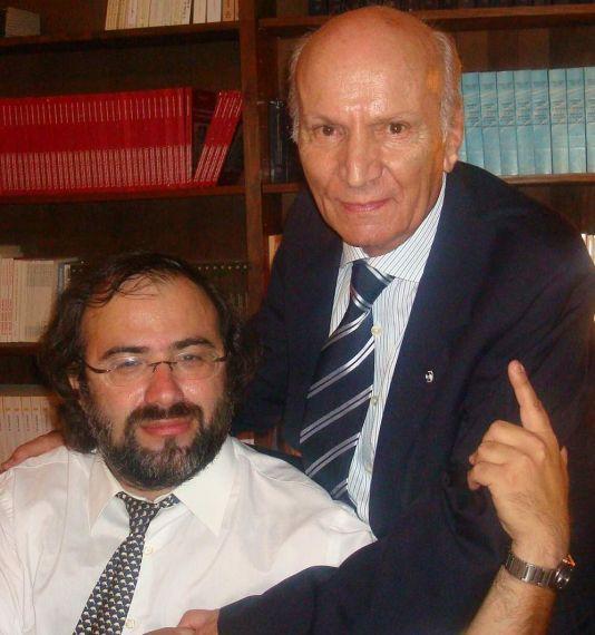 13 Albano Martins y A. P. Alencart (2009, foto de J. Alencar)