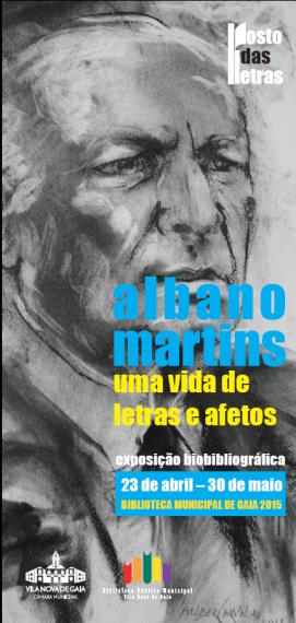 16 Homenaje a Albano Martins
